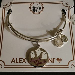 """ALEX AND ANI COLOR """"SQUAD GHOULS!!"""" BRACELET! NWT!"""